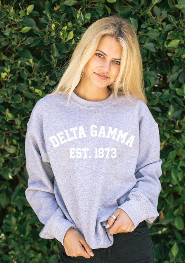 Member Crew - Hannah's Closet - The Official Boutique for Delta Gamma