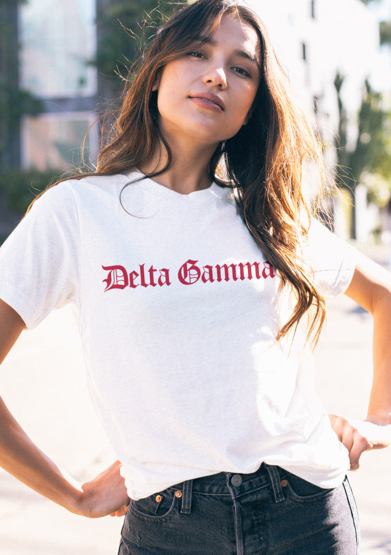 OG Tee - Hannah's Closet - The Official Boutique for Delta Gamma