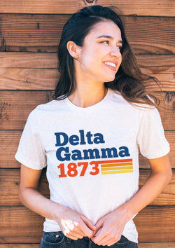 Summer Tee - Hannah's Closet - The Official Boutique for Delta Gamma