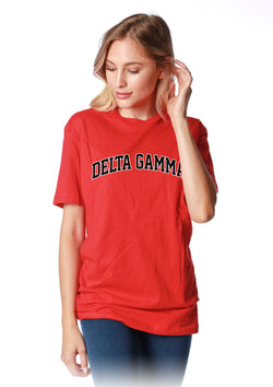 Varsity Tee - Hannah's Closet - The Official Boutique for Delta Gamma
