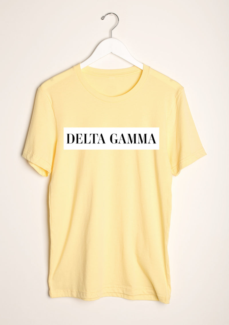 Vogue Tee - Hannah's Closet - The Official Boutique for Delta Gamma