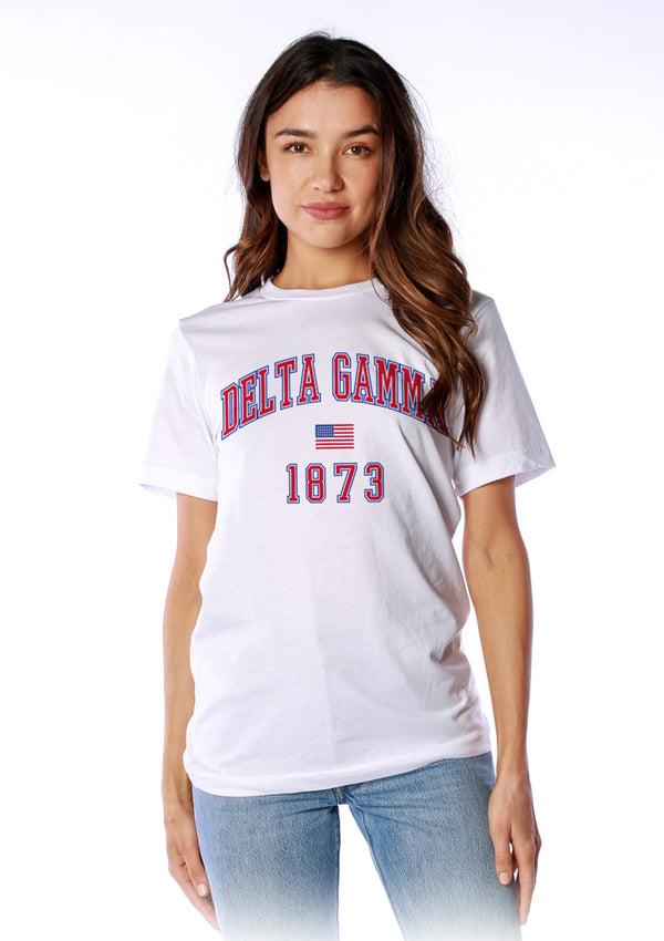 Campaign Tee - Hannah's Closet - The Official Boutique for Delta Gamma