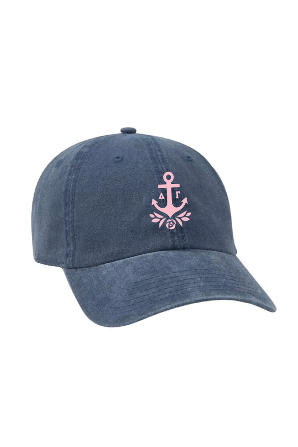 Anchored in DG Hat - Hannah's Closet - The Official Boutique for Delta Gamma