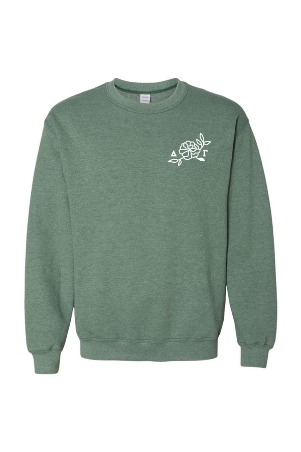 Forrest Logo Crewneck - Hannah's Closet - The Official Boutique for Delta Gamma