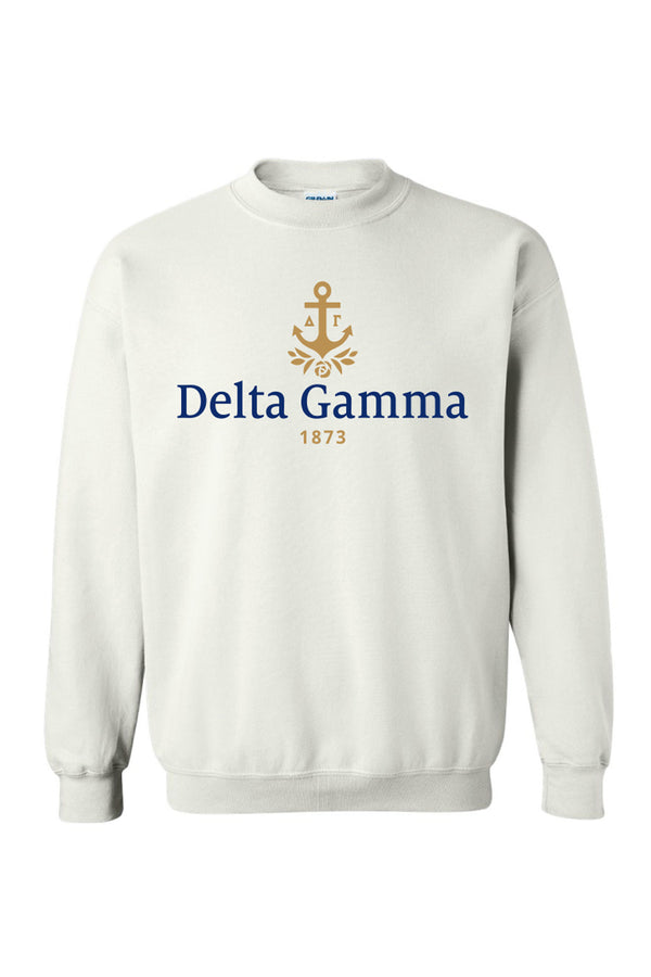 New Brand Classic Crewneck - Hannah's Closet - The Official Boutique for Delta Gamma