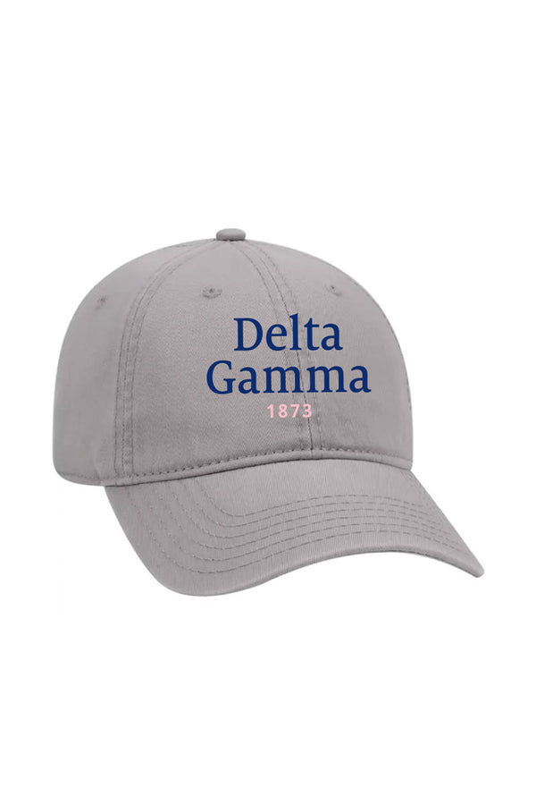 Classic New Brand Hat - Hannah's Closet - The Official Boutique for Delta Gamma