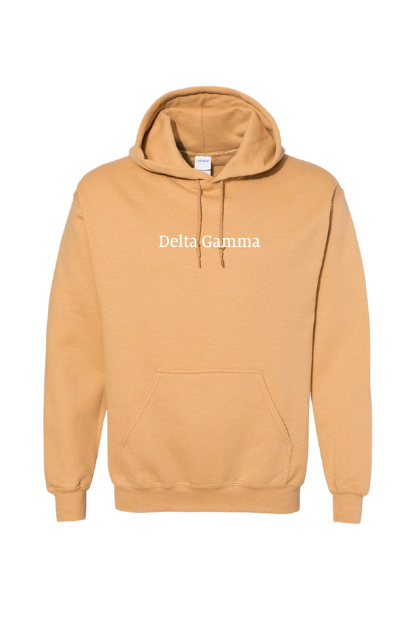 Simply DG Hoodie - Hannah's Closet - The Official Boutique for Delta Gamma