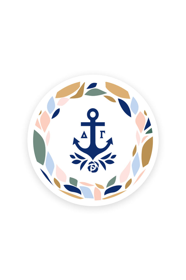 New Brand Decal - Hannah's Closet - The Official Boutique for Delta Gamma