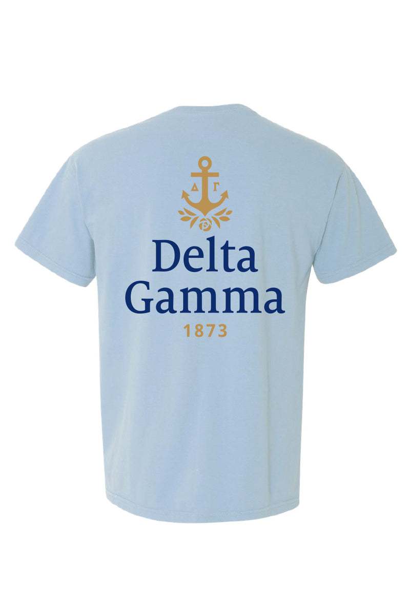 The New DG Tee - Hannah's Closet - The Official Boutique for Delta Gamma