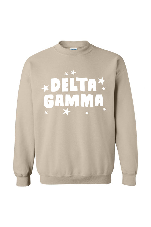 Starry Sky Crewneck - Hannah's Closet - The Official Boutique for Delta Gamma