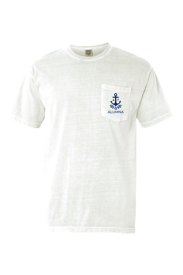 Alumna Anchor Pocket Tee