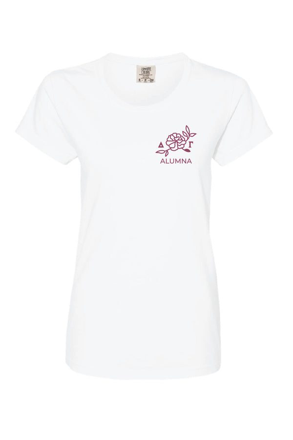 Alumna Logo Ladies Tee