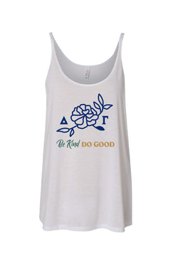 Be Kind Do Good Slouchy Tank