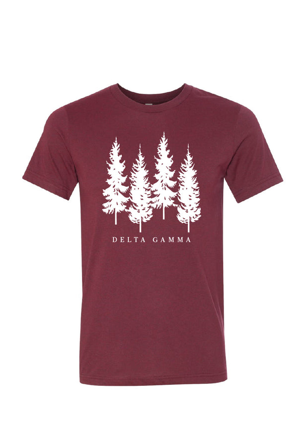 Trees on Tees