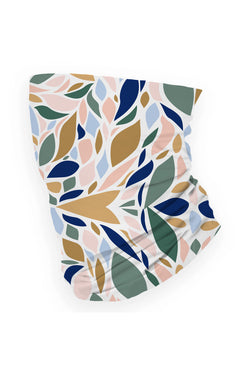 Floral Neck Gaiter - Hannah's Closet - The Official Boutique for Delta Gamma