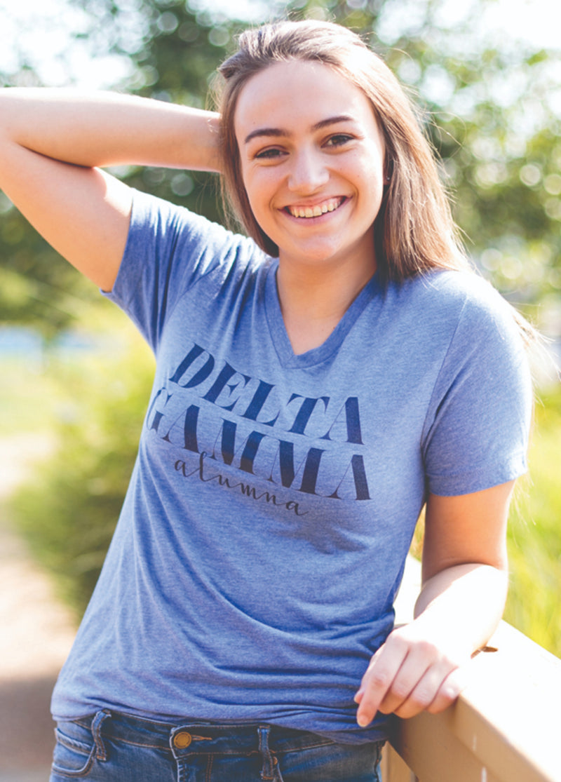 DG Alumna Shirt - Hannah's Closet - The Official Boutique for Delta Gamma