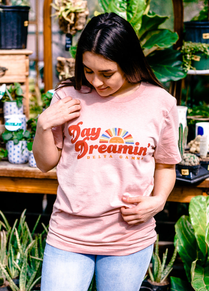 Day Dreamin Tee - Hannah's Closet - The Official Boutique for Delta Gamma