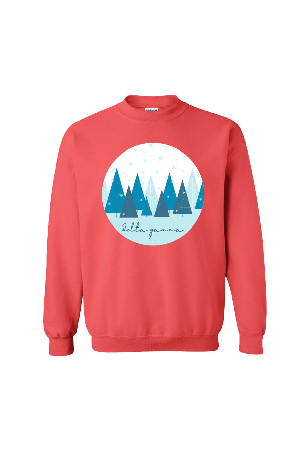 Holiday Sweater - Hannah's Closet - The Official Boutique for Delta Gamma