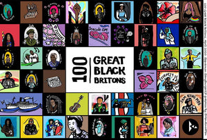 Celebrating Black History Month with 100 Great Black Britons