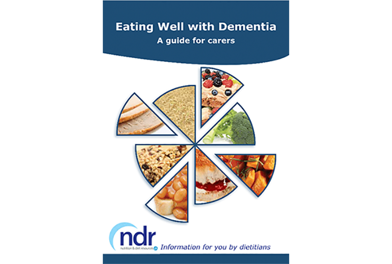 Eating Well with Dementia