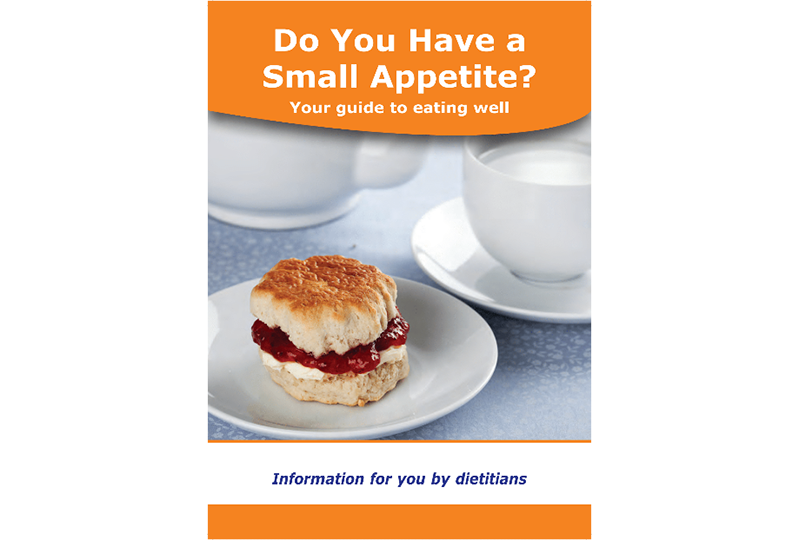 Do You Have a Small Appetite