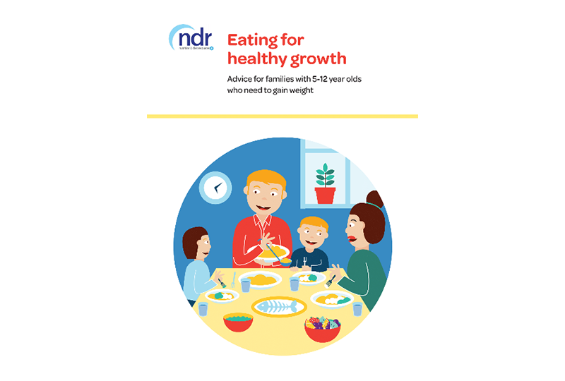 Eating for Healthy Growth
