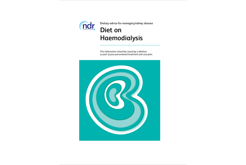 Diet on Haemodialysis