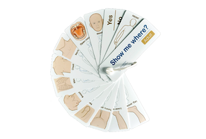 Show Me Where? - Pain assessment tool