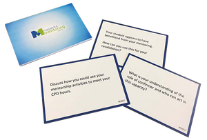 Masterful Mentoring - Revalidation cards