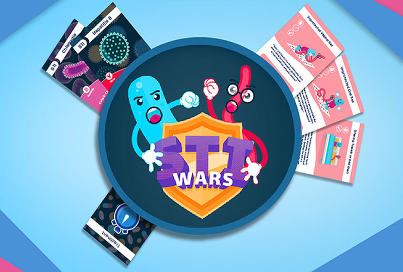 STI Wars Card Game - English