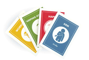 Stroke Touchpoint cards