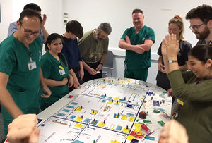 The Floor - Emergency Department Simulation