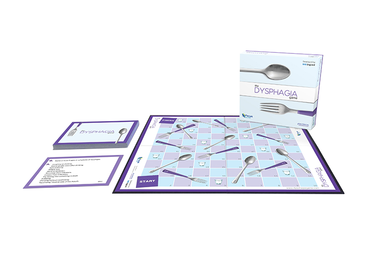 Dysphagia Game - German