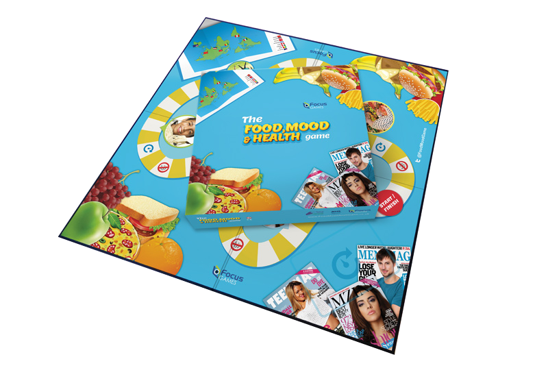 Food, Mood & Health Game