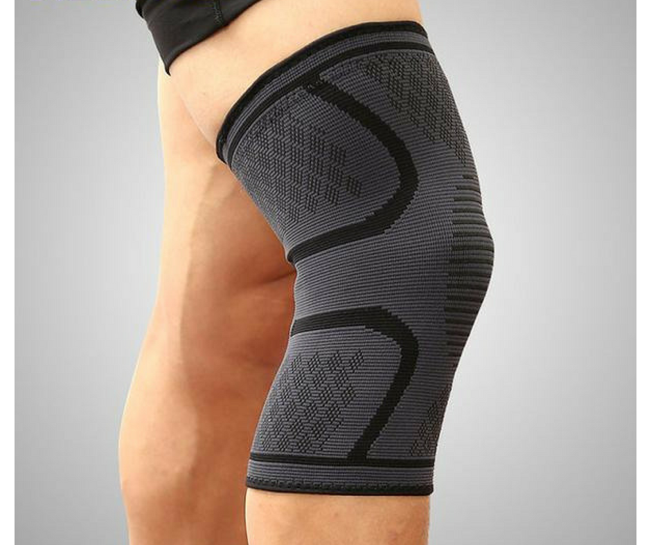 Compressed Knee Brace