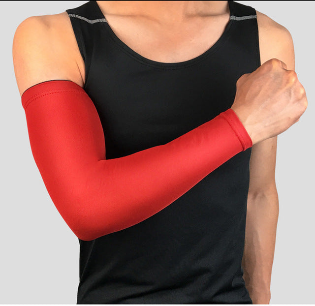 Compressed Arm Sleeves (Simple Colors)