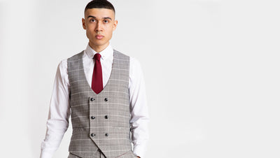 How to Wear a Double-Breasted Waistcoat