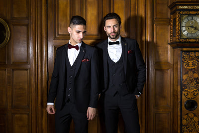 Suit up for Party Season