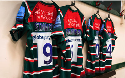 MD x Leicester Tigers | The Official Campaign