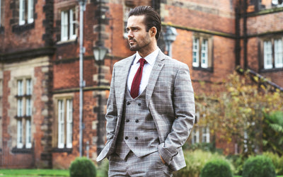 Focus On: The Timeless Prince of Wales Check