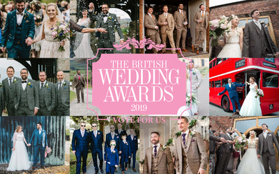 The British Wedding Awards | Vote For Us!