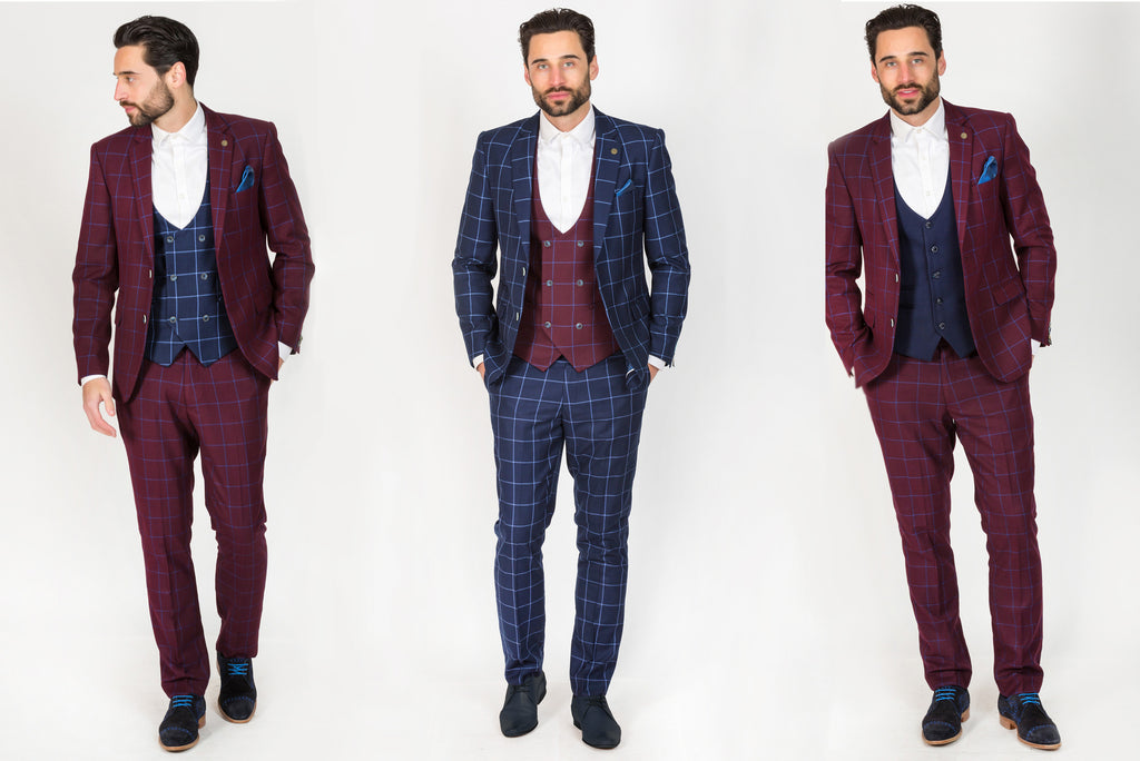 windowpane suits