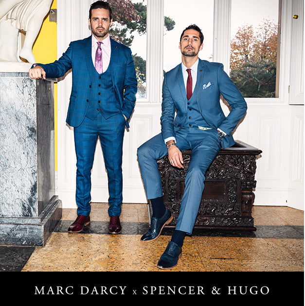 marc darcy spencer and hugo collection