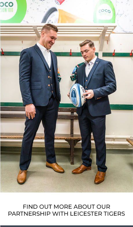 Marc Darcy Leicester Tigers campaign