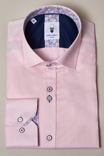 ALFIE - Pink Long Sleeve Shirt
