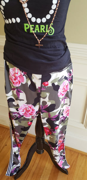 Camouflage Adidas Inspired Leggings-Last one!!