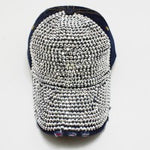 Black Bling Baseball Cap