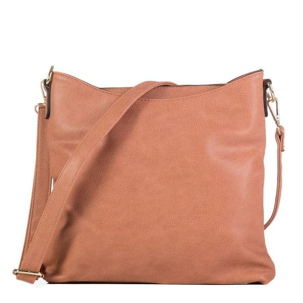Mauve Monogrammable Crossbody
