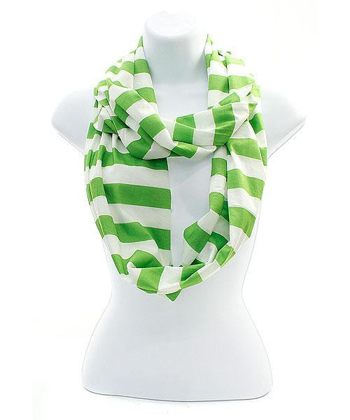 Lime Fashion Scarf