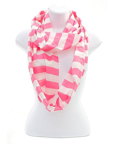 Pink Fashion Scarf